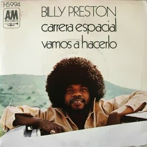 Preston, Billy - HispavoxHS 994