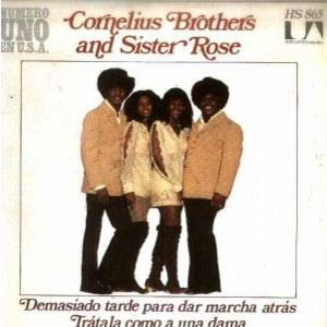 Cornelius Brothers And Sister Rose - HispavoxHS 867