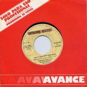 Allman Brothers Band, The - Polydor20 89 068