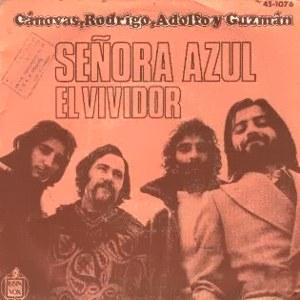 Canovas, Rodrigo, Adolfo Y Guzmán - Hispavox45-1076