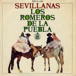 Romeros De La Puebla, Los - HispavoxHH 16-698