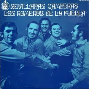 Romeros De La Puebla, Los - HispavoxHH 16-788