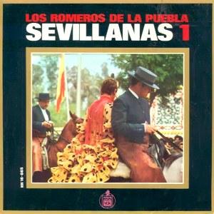 Romeros De La Puebla, Los - HispavoxHH 16-665