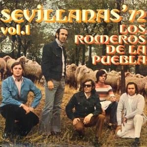 Romeros De La Puebla, Los - HispavoxHH 16-792