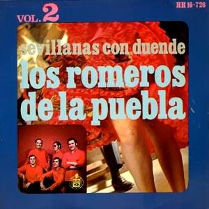 Romeros De La Puebla, Los - HispavoxHH 16-726
