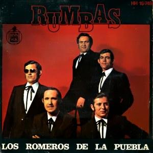 Romeros De La Puebla, Los - HispavoxHH 16-749