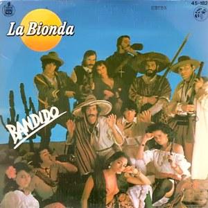 Bionda, La - Hispavox45-1828