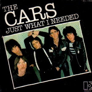 Cars, The - Hispavox 45-1764