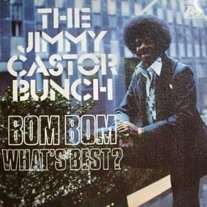 Jimmy Castor Bunch, The - Hispavox45-1383