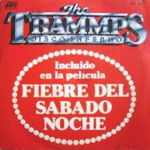Trammps, The - Hispavox45-1477
