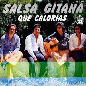 Salsa Gitana - Hispavox45-1760