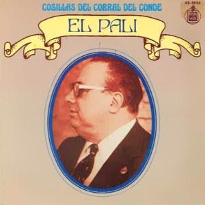 Pali, El - Hispavox45-1944