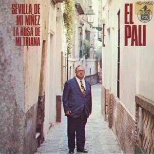 Pali, El - Hispavox45-1450