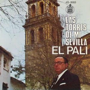Pali, El - Hispavox45-1665