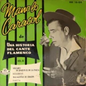 Caracol, Manolo - HispavoxHH 16- 64