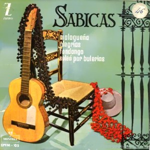 Sabicas - Montilla (Zafiro)EPFM-105