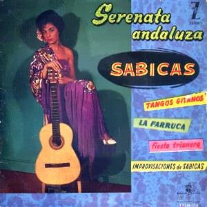 Sabicas - Montilla (Zafiro)EPFM-154