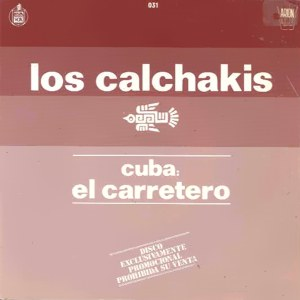 Calchakis, Los - HispavoxP-031