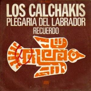 Calchakis, Los - Hispavox45-1429