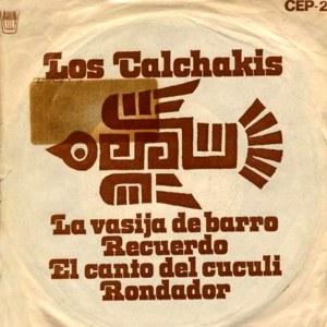 Calchakis, Los - HispavoxCEP-2