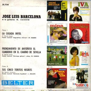 José Luis Barcelona - Belter51.754