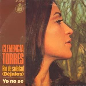 Torres, Clemencia - Hispavox45-1168