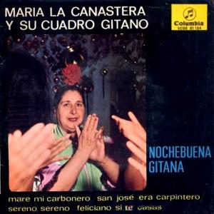 María La Canastera - ColumbiaSCGE 81154