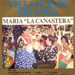 María La Canastera - HispavoxHH 16-389