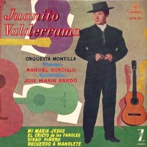Valderrama, Juanito - Montilla (Zafiro)EPFM-169