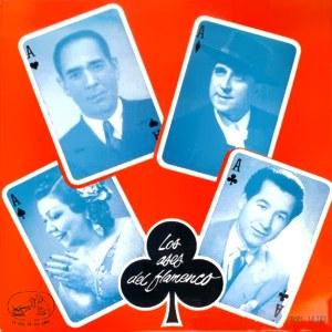 Los Ases Del Flamenco - La Voz De Su Amo (EMI)7EPL 13.233