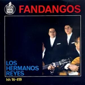 Hermanos Reyes, Los - HispavoxHH 16-419