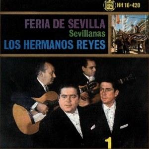 Hermanos Reyes, Los - HispavoxHH 16-420