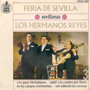 Hermanos Reyes, Los - HispavoxHH 16-484