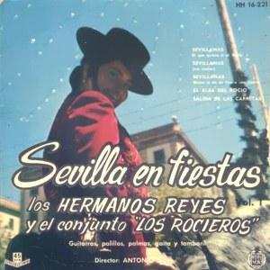 Hermanos Reyes, Los - HispavoxHH 16-221