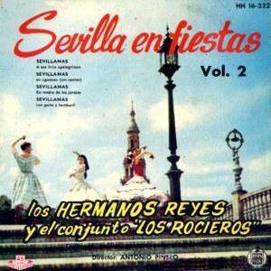 Hermanos Reyes, Los - HispavoxHH 16-222
