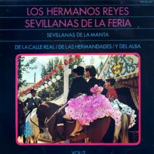 Hermanos Reyes, Los - HispavoxHH 16-541