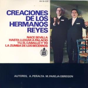 Hermanos Reyes, Los - HispavoxHH 16-539