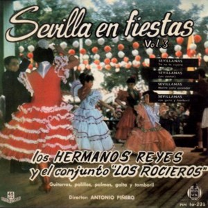Hermanos Reyes, Los - HispavoxHH 16-223