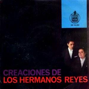 Hermanos Reyes, Los - HispavoxHH 16-422