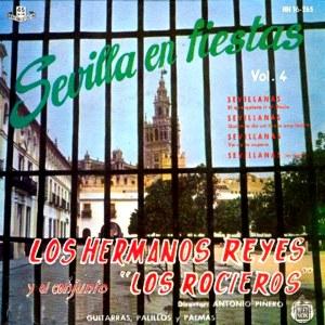 Hermanos Reyes, Los - HispavoxHH 16-265