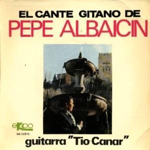 Albaicín, Pepe