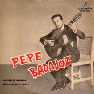 Badajoz, Pepe