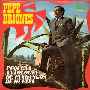 Briones, Pepe