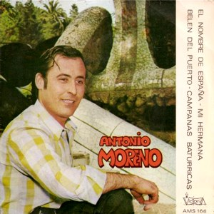 Moreno, Antonio - VictoriaAMS-166