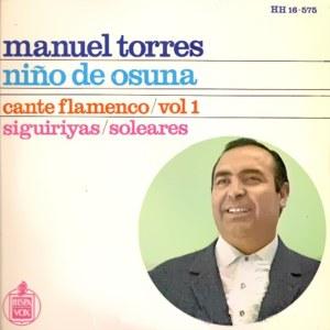 Torres ´´Niño De Osuna´´, Manuel - HispavoxHH 16-575