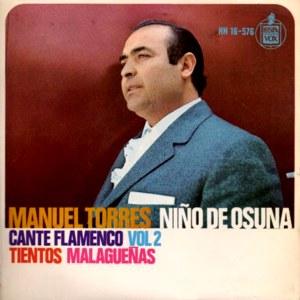 Torres ´´Niño De Osuna´´, Manuel - HispavoxHH 16-576