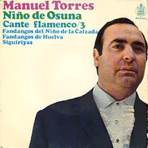 Torres ´´Niño De Osuna´´, Manuel - HispavoxHH 16-577