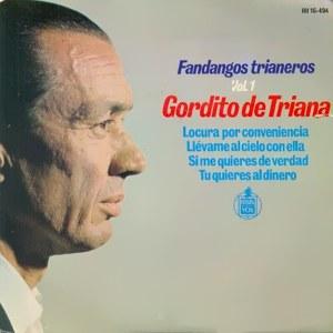 Gordito De Triana - HispavoxHH 16-494