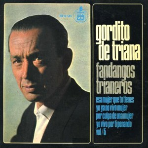 Gordito De Triana - HispavoxHH 16-545