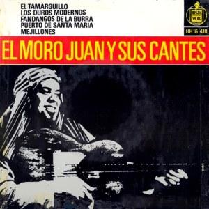 Moro Juan, El - HispavoxHH 16-418